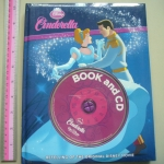 Cinderella (Book and CD)