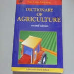 Dictionary of Agriculture (2nd Edition)