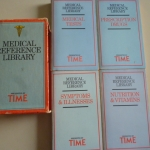 Medical Reference Library (Four Books in a Box Set)