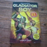Gladiator Boy 1: A Here's Quest