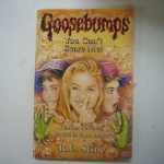 Goosebumps 15: You Can't Scare Me!