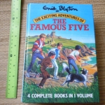 The Exciting Adventures of The Famous Five (4 Complete Books in 1 Volume)