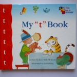 """My """"t"""" Book (My First Steps To Reading)"""
