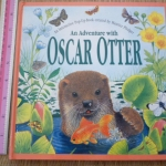 An Adventure with Oscar Otter (Flaps and Pop-Up Book)