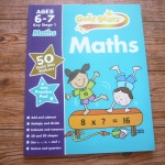 Gold Stars: MATHS (Ages 6-7 Key Stage 1)
