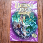 Beast Quest 15: Narga the Sea Monster