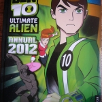 Ben 10 Ultimate Alien Annual 2012