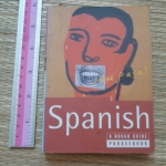 SPANISH: A Rough Guide Phrasebook