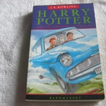 Harry Potter and the Chamber of Secrets (By J.K. Rowling)