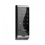 LOXguard Digital Door Lock รุ่น SSR-3202H (Code+Card+Option Remote) - สีดำ