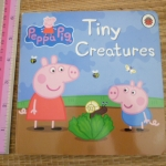Peppa Pig: Tiny Creatures (Board Book)