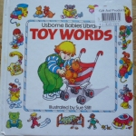 Usborne babies' Library: TOY WORDS