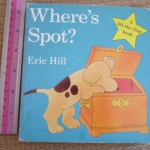 Where's Spot (Flap Book)