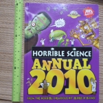 Horrible Science Annual 2010