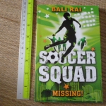 Soccer Squad: Missing!