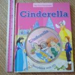 Cinderella (Book and CD/ My First Fairy Tales)