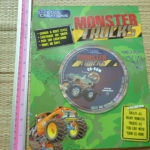 Monster Trucks (With CD-ROM)