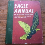 EAGLE ANNUAL: The Best of the 1950s Comic