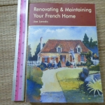Renovating & Maintaining Your FRENCH Home