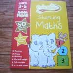 Gold Stars: Starting Maths (Ages 3-5 Pre-school)
