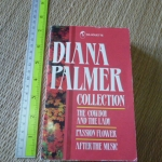 Diana Palmer Collection (The Cowboy and the Lady/ Passion Flower/ After the Music)