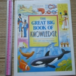 The Great Big Book of Knowledge (With 1,500 Colour Illustrations)