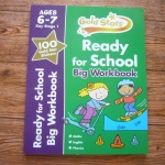 Gold Stars: Ready for School Big Workbook (Ages 6-7 Key Stage 1)