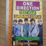 One Direction: Test Your Super-Fan Status (100% Unofficial)