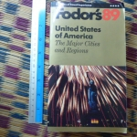 United States of America: The Major Cities and Regions (Fodor's 89)