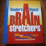 Reader's Digest BRAIN STRETCHERS