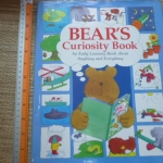 BEAR's Curiosity Book (An Early Learning Book About Anything and Everything)