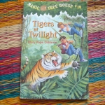 Magic Tree house 19: Tigers At Twilight