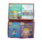 พร้อมส่ง Read with Biff, Chip & Kipper Collection 33 Books Set (Level 1-3)