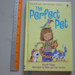 The Perfect Pet (Usborne Very First Reading: Book 3)