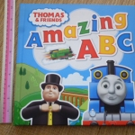 Thomas & Friends Amazing ABC (Flap Book)
