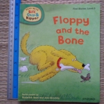 Read With Biff, Chip & Kipper: Floppy and the Bone (First Stories Level 3)