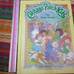 Cabbage Patch Kids: The Great Rescue (A Parker Brothers Story book)