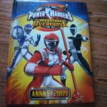 Power Rangers Operation Overdrive Annual 2009