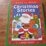 Christmas Stories (Easy to Read/ Large Print)