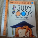 Judy Moody No.8: Judy Moody Goes to College