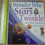 I Wonder Why Stars Twinkle and Other Questions About the Oceans