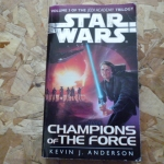 Star Wars: Champions of the Force