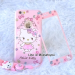 เคส 3 in 1 Kitty 02 iPhone 5/5S/SE
