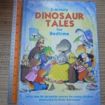 5-Minute DINOSAUR TALES For Bedtime