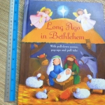 Long Ago in Bethlehem (Pop-up and Slide Book)