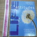 ATTITUDES (A 5-Session Course on the Beatitudes For Lent)