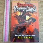 Goosebumps Horrorland 9: Welcome to Camp Slither