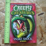Creepy Creatures 1: Snake Shock