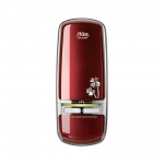 LOXguard Digital Door Lock รุ่น Milre MI-350D (Code+Digital Key) - สีแดง
