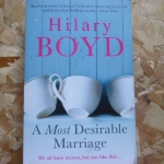 A Most Desirable Marriage (By Hilary Boyd)